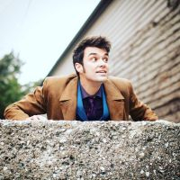 Oh Hello! (Tenth Doctor Cosplay) by thatOneReallyTallGuy