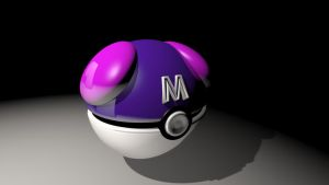 masterball by fuwapenguin
