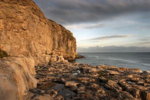 Dancing Ledge by dazzed