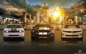 Muscle CARS by BenFerreol