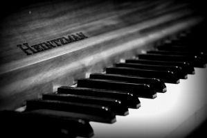 Piano by PhotoAddict96