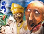 Saints Come Marching Home by ScottVersago
