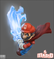 SUPER MARIO RPG by Vital-Dynamite