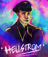HELLSTROM. by Sizerly1