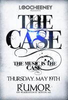The Case Flyer by DeityDesignz