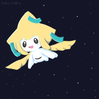 Jirachi by SolarCookie