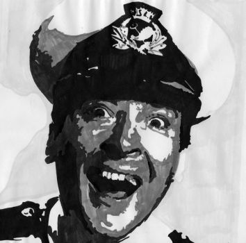 kenneth williams by forcerkid