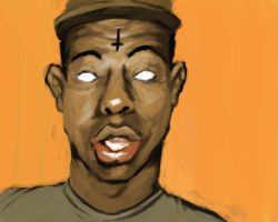 Tyler the Creator by mahons