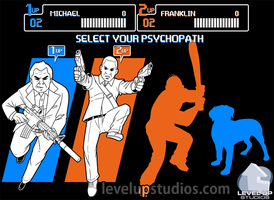 GTAV Choose Your Psycopath by SupaCrikeyDave