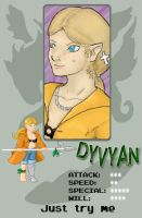 Just Try Me by Dyvyan