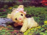 Baby girl bear by lovebiser