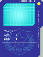 EBA ID template by xochibi