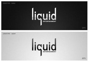 Liquid Logotype by elusive