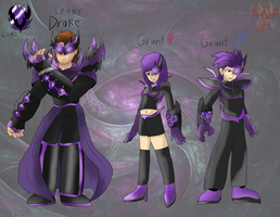 Team Void ( Submit or Face the Void ) by ColorDrake