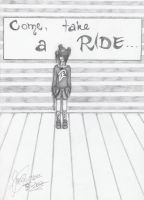 Come take a ride. by cassiopeiathestrange