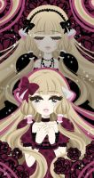 Dear sister- chobits by Blush-Art
