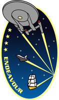 NX-06 Endeavour Assignment Patch by Rekkert