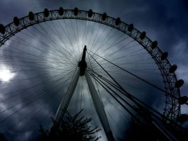 london eye by paris-dreams
