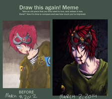 Draw This Again 2014 by Sawnii