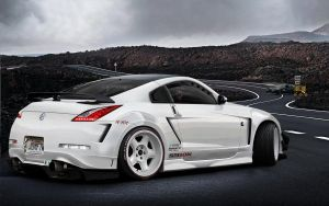 Nissan 350z Drift by Intro92