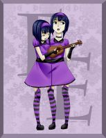 The Neville Sisters by The-Lems