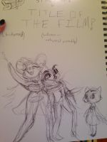 Title of the Film! by SaturnSirene