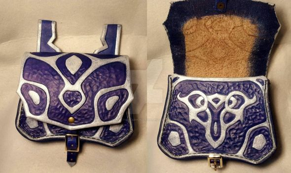 Warcraft Inspired Hip pouch by PracticalApplication