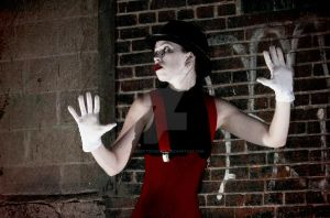 The Mime by RageKittenDesigns