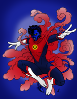 Nightcrawler by portfan