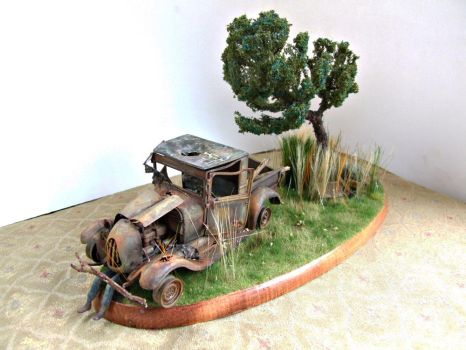 Uncle Otto`s truck by Jacksonfaction