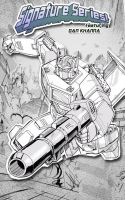 Tf Legends Signature Series event live now. by Dan-the-artguy