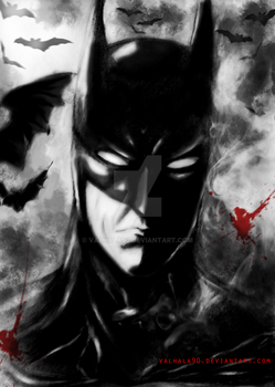 Gotham Knight by Valhala90