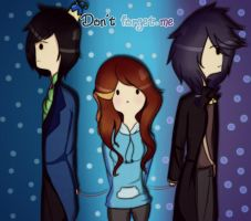 Dont forget me -comic by Myglob