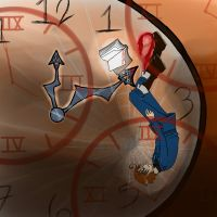 Lost In Time (Hetaoni) by magickitt