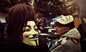 Occupy Montreal by skullkid4900