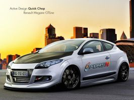 Renault Megane GTLine by Active-Design
