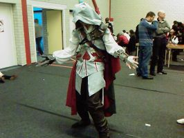 Tsunacon 2010 - Assasins creed by Dream--Catcher