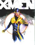 X-MEN: Cyclops cover img by EXTronic-AWilson