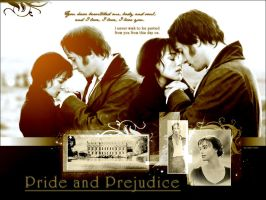 Pride and Prejudice by FioNat77