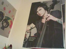 Life sized Jinxx poster by MornaStar
