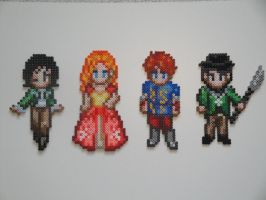 Wheel of Time Bead Sprites by Nicolel12