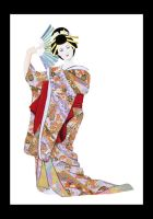 Oiran preview by mario-freire