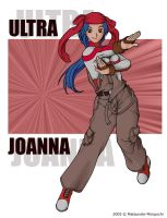 For Minsan - ULTRA JOANNA by matsunoki
