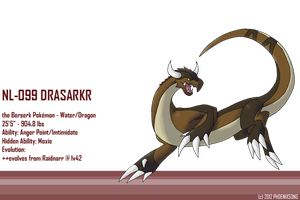 Drasarkr by phoenixsong