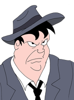 Harvey Bullock by Derede