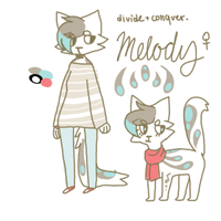 melody by cannybal