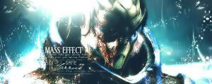 Mass Effect Garrus V2 by PixelAnge