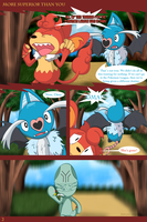 More Superior Than You: Page 2 by Fishlover