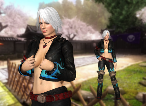 DOA Models by Kams0nX by KammyMods