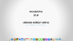 Mavericks 10.9 Ultimate Edition Retina by GrimlocK38